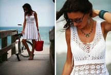 Summer Crochet Dresses