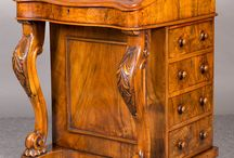Beautiful furnishings  / Elegant Craftsmanship; beautiful wood carving or artistry; and some Whimsical fancy silliness   / by Elizabeth West