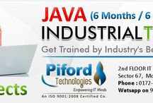 Java Training Chandigarh / Piford Technologies is a USA based Software Development Company and provide Six Weeks & 6 Months JAVA Training in Chandigarh
