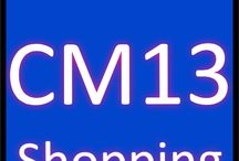 CM13 Shopping / Sales CM13 Postcode district Brentwood