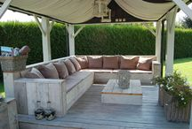 lounge outdoors