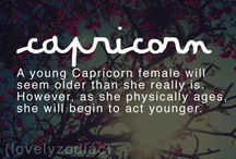 Totally capricorn