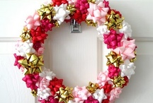 christmas crafts/wreaths / by Fawn Strunk