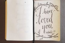 *Malachi-Bible Journaling by Book / Bible Journaling examples from the book of Malachi