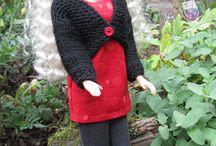 Jora Poppenmode - Barbiekleertjes - Barbie doll clothes