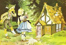 Ilustrații cărți