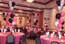 Party/Wedding decor ideas / Partly Planning/ Wedding Planning / by DezLarree Rose