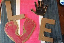 Kids crafts / by Laura Blevins