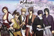 Hakuoki *_* ••• *_*