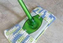 Mop crochet