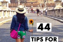 Travel inspiration - Italy / Tips and tricks, fashion inspiration, good spots for sight seeing and photography