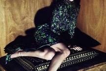 model - Natalia Vodianova