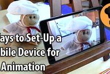 StopMotion Animation Tips