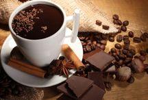 Кофе на любой вкус.Горячий шоколад.Капучино.