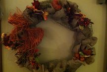 Wreaths / by Cathy Norwood
