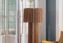 Design lighting / 'Design lighting' bevat een diverse verzameling verlichting uit Europa afkomstig. Elke lamp heeft zijn eigen functie en unieke uitstraling.