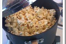 Popcorn / by Jenna Boomgaarden