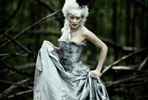 Marie / Rococo romantic fantasy photography