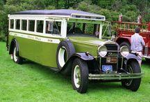 Old bus/ gamle busser