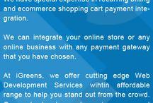 Payment Gateway Integration / Payment Gateway Integration