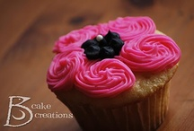 Too Pretty to EAT!! / The Sweet things in life....Cupcakes, cakes and more!!