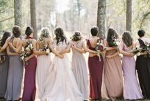Bridesmaids / Ideas and details for your bridesmaids 2015