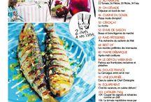 750g Le Mag : N°2 / Découvrez vite votre nouveau mag tout aussi gourmand que pratique !   Au programme, recettes de pizzas, confitures, astuces des chefs et pas-à-pas en vidéo. Vraiment ludique, vraiment pratique et rien que pour vous !  #750grammes #750gLemag #750gMag / by 750 Grammes