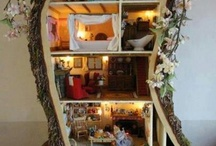 Doll House / Doll Houses of different Scales / by Linda Sikkema