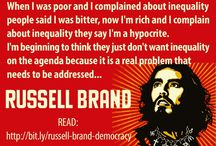 russell brand / russell brand for prime minister
