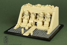 Lego buldings