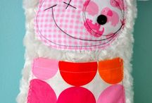 handcrafted stuffies
