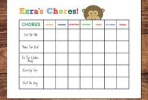 tips for organizing kids
