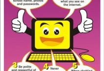 School- Digital Literacy- Internet Safety