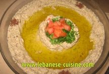 Middle Eastern recipes / My fave Lebanese food