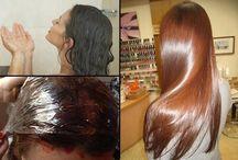 Cuidados para el cabello☆