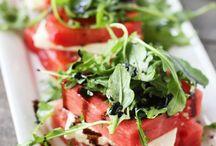 Saláta / Salad(s)
