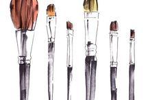 Makeup and Fashion Illustration / by Jyz Reyes-Padilla