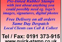What we do / This is a summary of the things Quickstamp does and the products it supplies