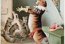 puss in boots / gelaarsde kat