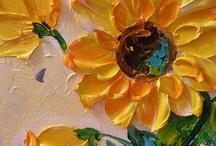 creare fiori / carta riciclo ecc
