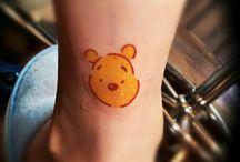 Tattoos everywhere
