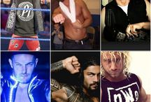 ~ W W E I M A G I N E S ~ / Just a board full of imagines of your favourite WWE superstars! I'll do fluff and smut and I'll also be taking requests! Enjoy :)