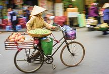 Vietnam / With new boutique hotels and hidden retreats opening all the time, Vietnam's stunning mountains, emerald rice paddies, hidden beaches and frenetic cities are more accessible than ever. This fast-developing country has the allure and energy that keeps travellers hooked.