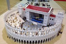 LEGO - Ujíždím na kostkách