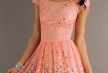 Pretty Dresses of All Kinds