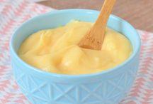 suiker vrije lemon curd
