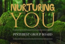 Nurturing YOU / This is a collaborative board for BLOG POSTS, PODCASTS & VIDEOS about SELF-CARE and NURTURING YOU. What is possible beyond the burnout, exhaustion, anxiety and stress that create misery and mayhem when you aren't being your true brilliance? Welcome to the resources I wish I'd been able to find when I had burnout. :)  To co-create with this board, apply here: http://bit.ly/PinterestGroup   or meet Lisa at www.CreativityLab.tv