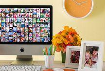 Organize Me: Computers, Photos, Movies & Music  / by Angie Pillars