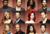 """True Blood / If someone asks me """"What does love mean for you?"""", I would say """"True Blood"""" without thinking..."""