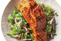 Fish / Recipes containing fish / by Tiffanee LC